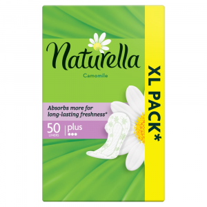 NATURELLA Camomile Plus Intimky 50 ks