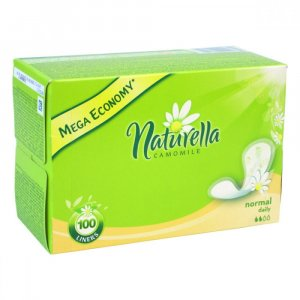Naturella slip 100ks normal