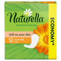 NATURELLA Calendula Tenderness Normal Intimní vložky 52 ks