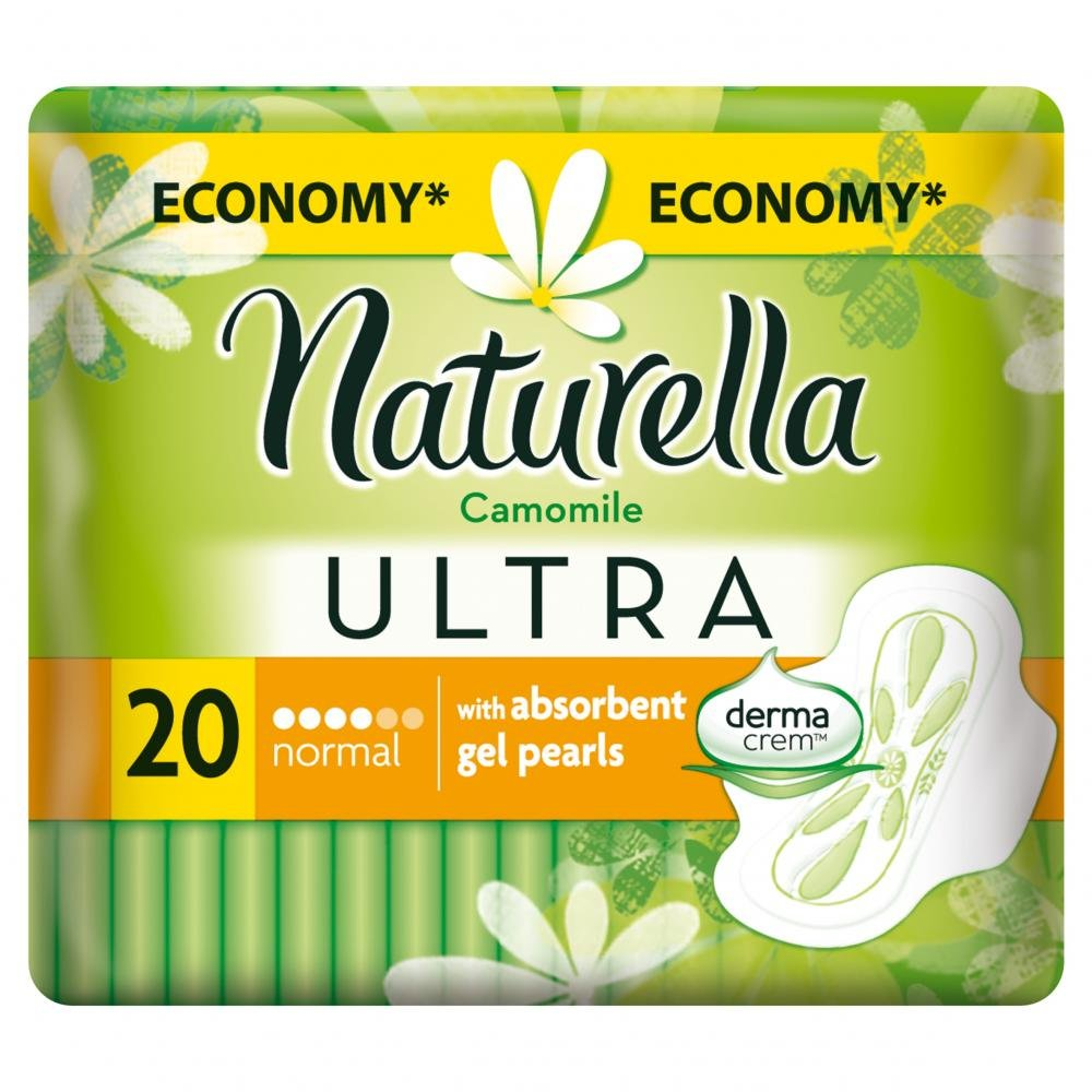 NATURELLA Camomile Ultra normal 20 kusů