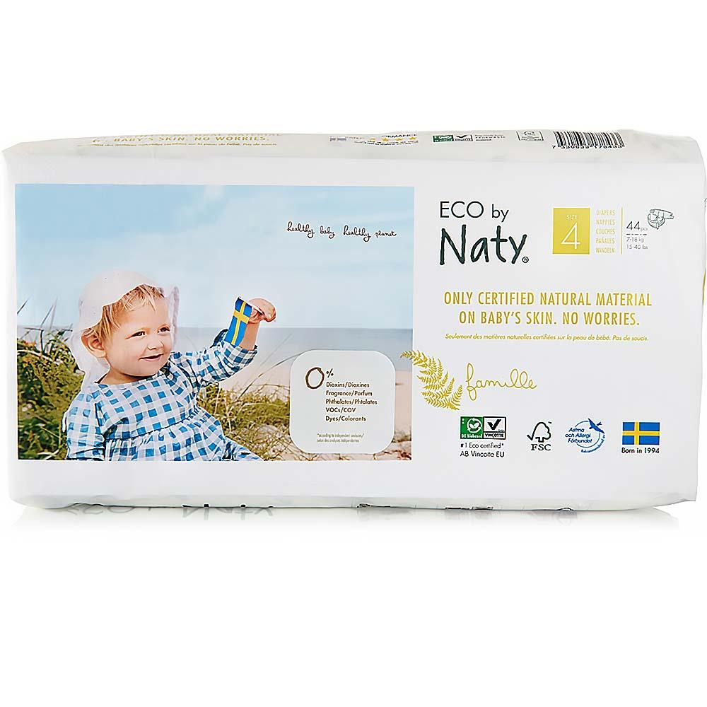 NATY Plenky Maxi 7 - 18 kg ECONOMY PACK 44 ks