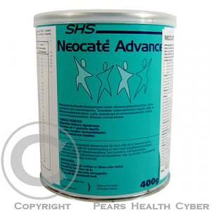 NEOCATE ADVANCE 1X400GM Roztok