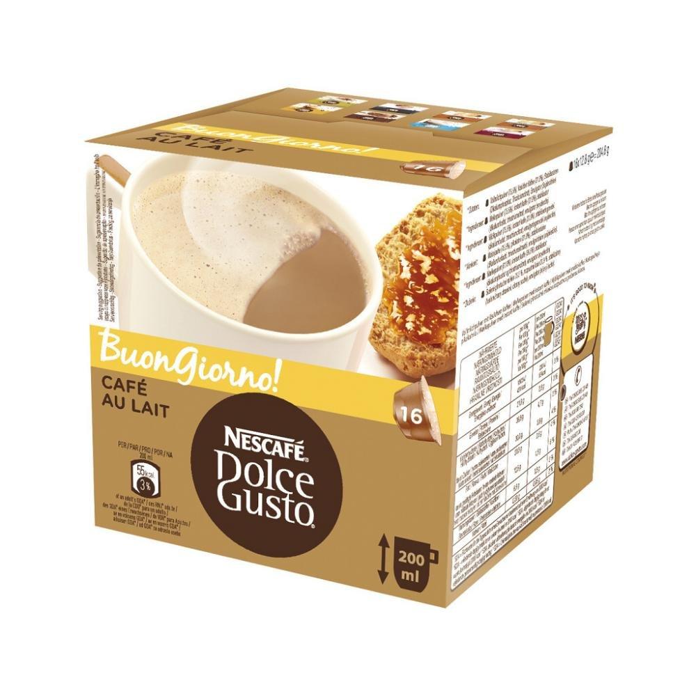 NESCAFÉ Dolce Gusto Cafe Au Lait - náplň