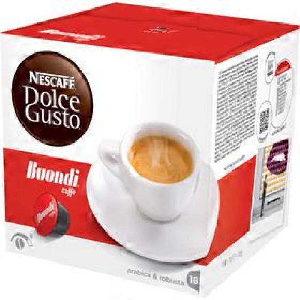 NESCAFÉ Dolce Gusto Espresso Buondi - náplň