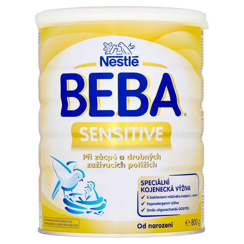 NESTLÉ Beba 2 Sensitive 800 g