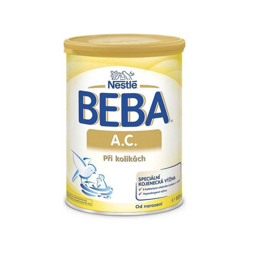 NESTLÉ Beba A.C.při kolikách 800 g