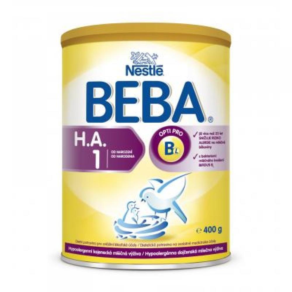 NESTLÉ BEBA 1 H.A. 400 g NEW