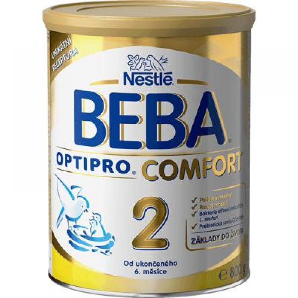 NESTLÉ Beba Optipro Comfort 2 800 g