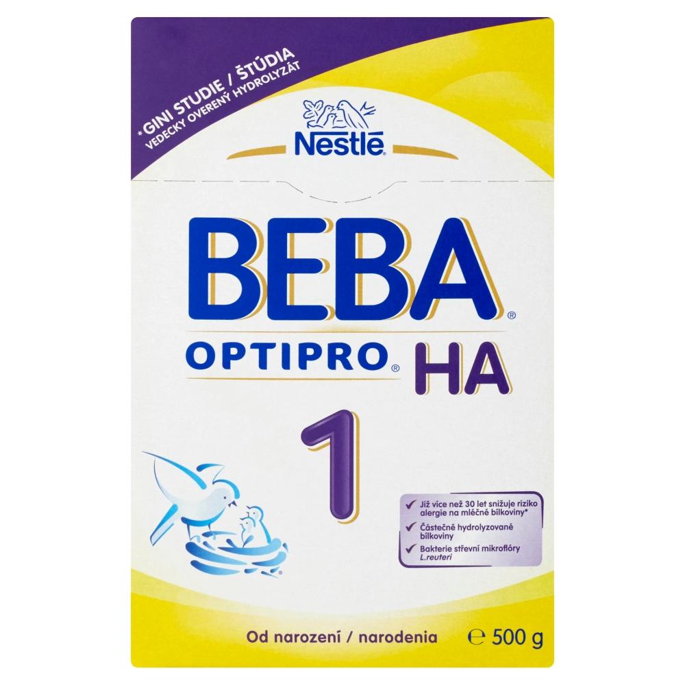 NESTLÉ BEBA Optipro HA 1 od narození 500 g