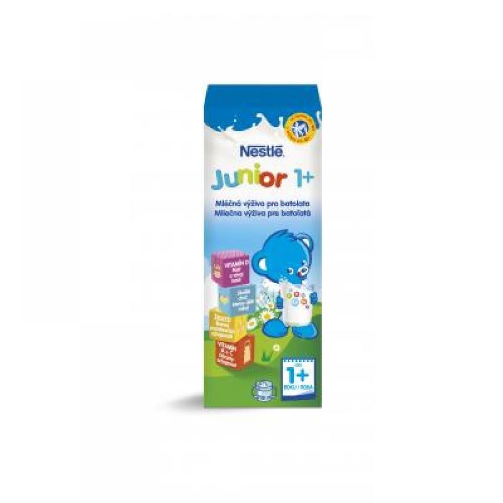 NESTLÉ Junior tekuté mléko 1+ 200 ml