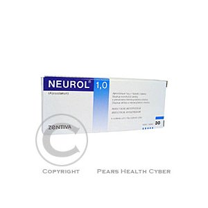 NEUROL 1,0  30X1MG Tablety