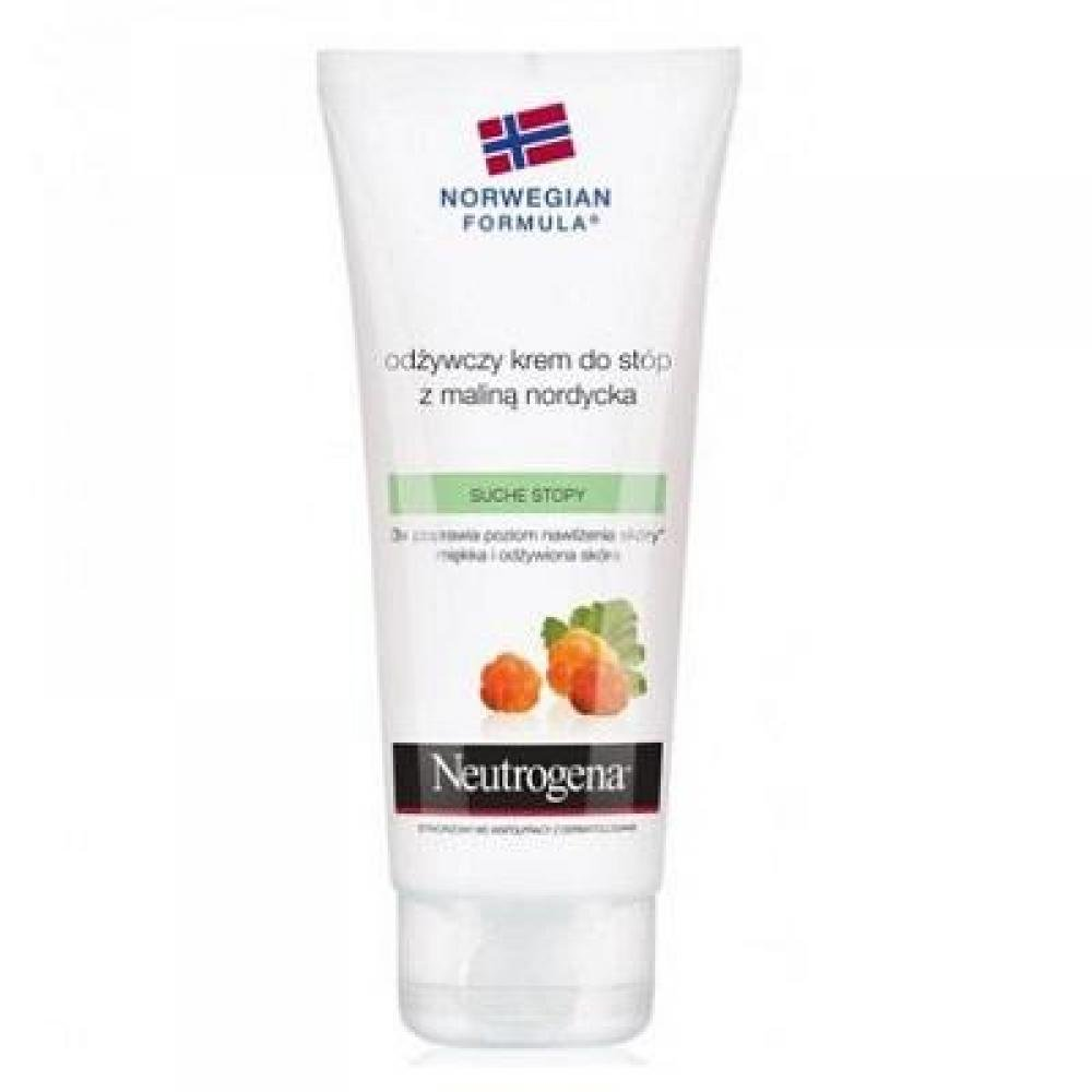 NEUTROGENA Nordic Berry krém na nohy 100 ml