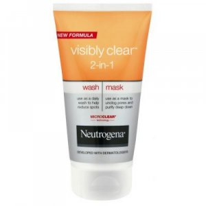 Neutrogena Visibly Clear 2v1 emulze&maska 150 ml
