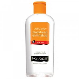Neutrogena Visibly Clear voda pleťová blackhead 200 ml