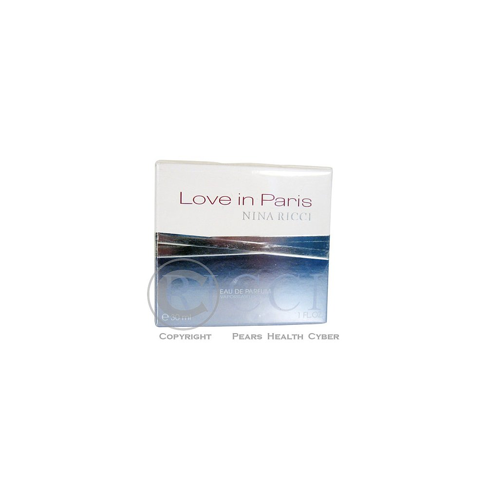 Nina Ricci Love In Paris - parfémová voda s rozprašovačem 30 ml