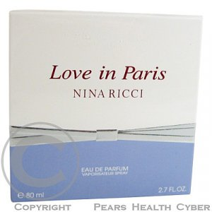 Nina Ricci Love in Paris Parfémovaná voda 80ml