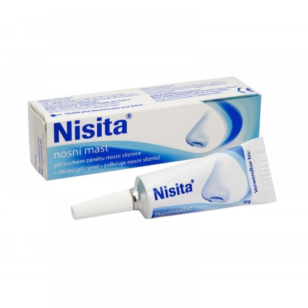 NISITA nosní mast 10 g