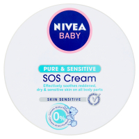 NIVEA Baby Pure & Sensitive SOS krém 150 ml