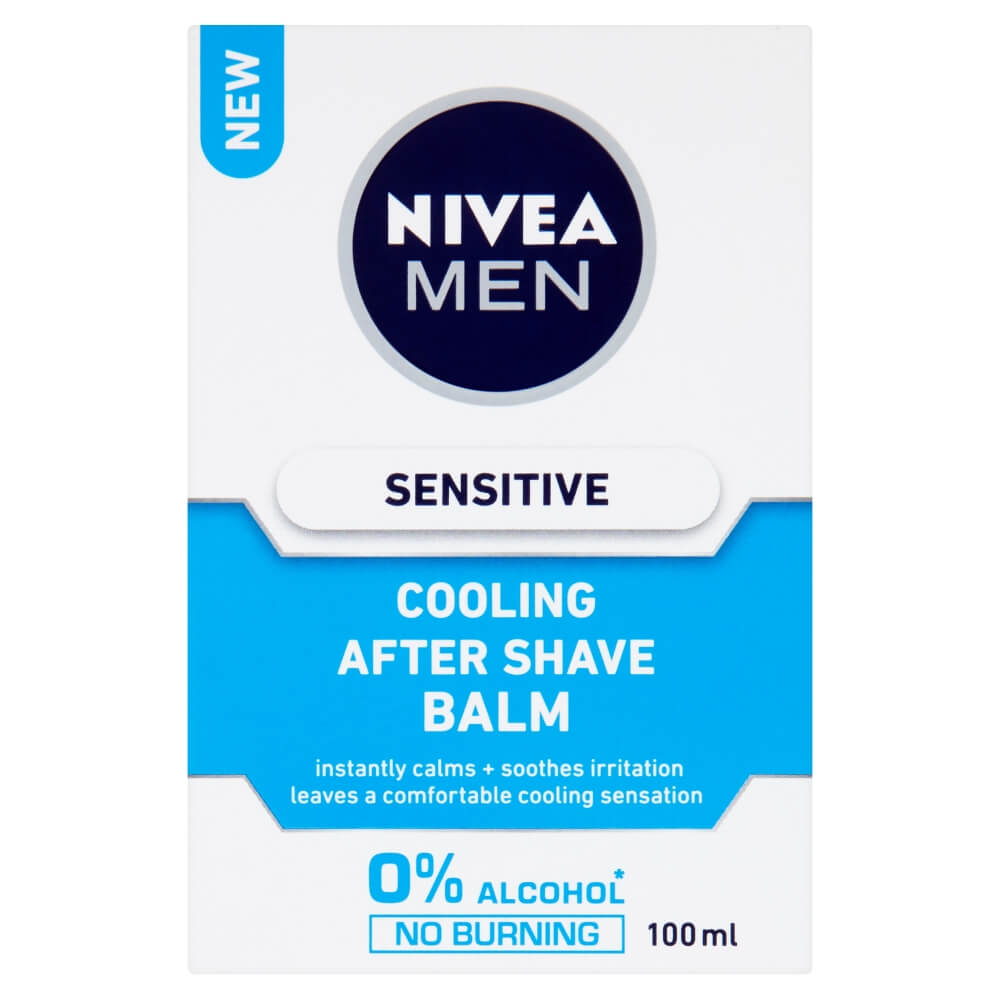NIVEA balzám po holení Sensitive Cooling 100 ml