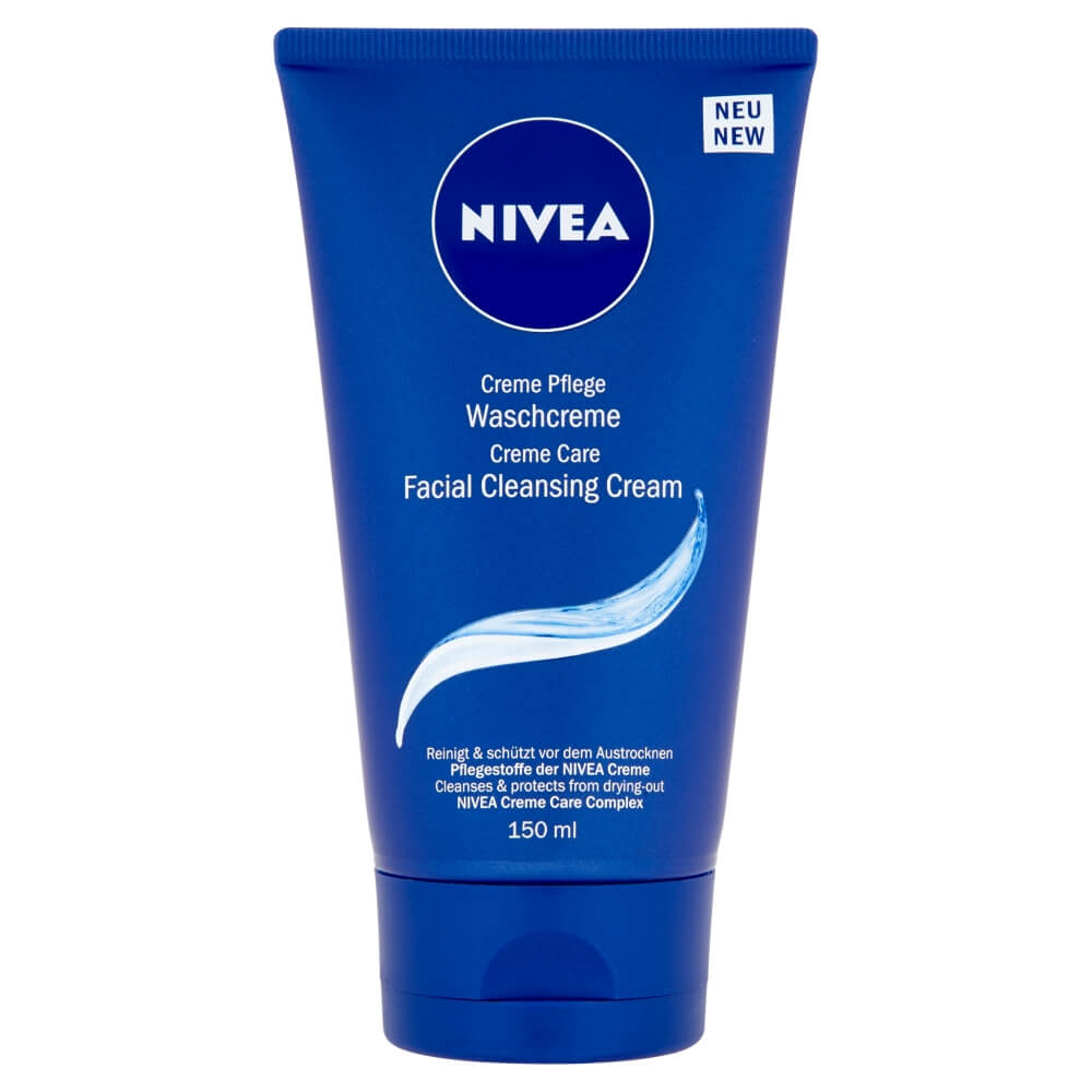 NIVEA Creme Care Čisticí pleťový krém 150 ml