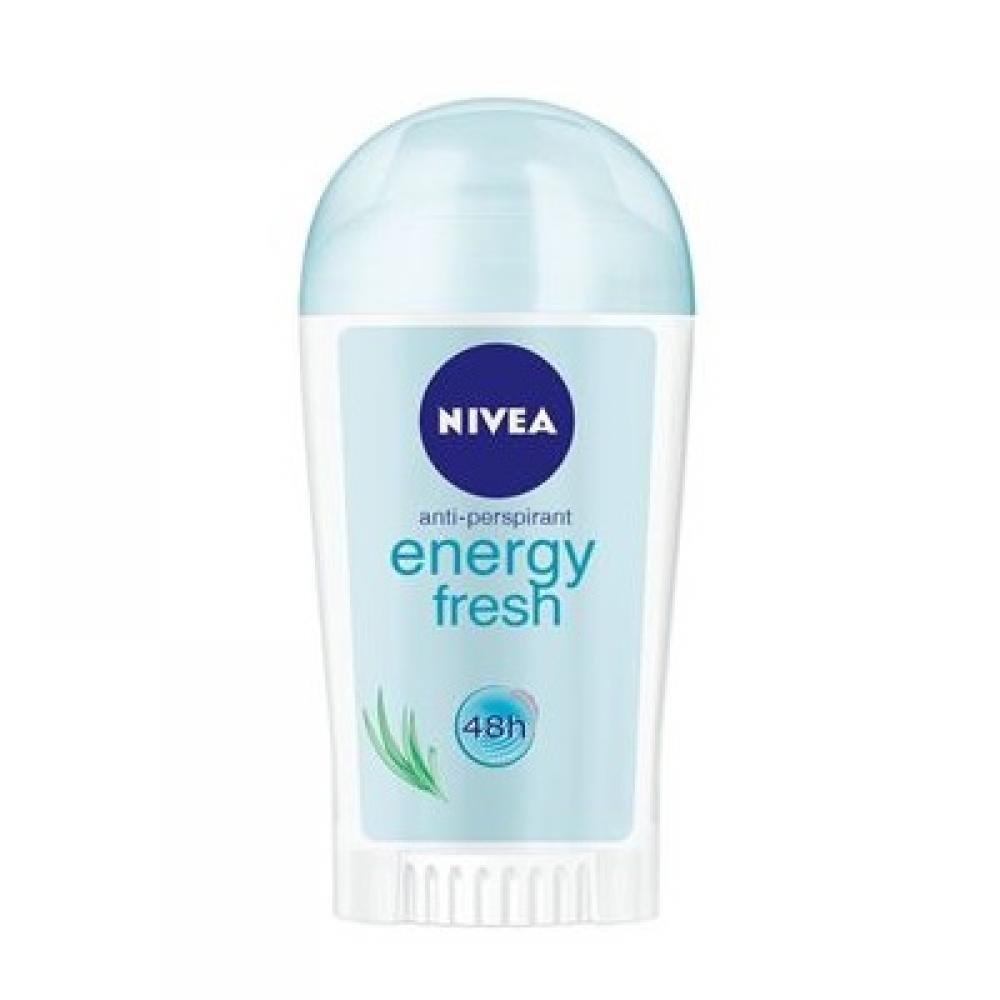 NIVEA Tuhý antiperspirant Energy Fresh 40 ml