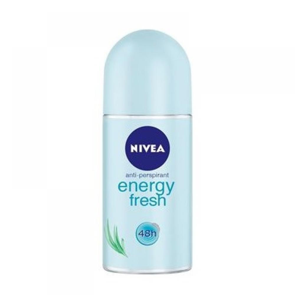 NIVEA Kuličkový antiperspirant Energy Fresh 50 ml