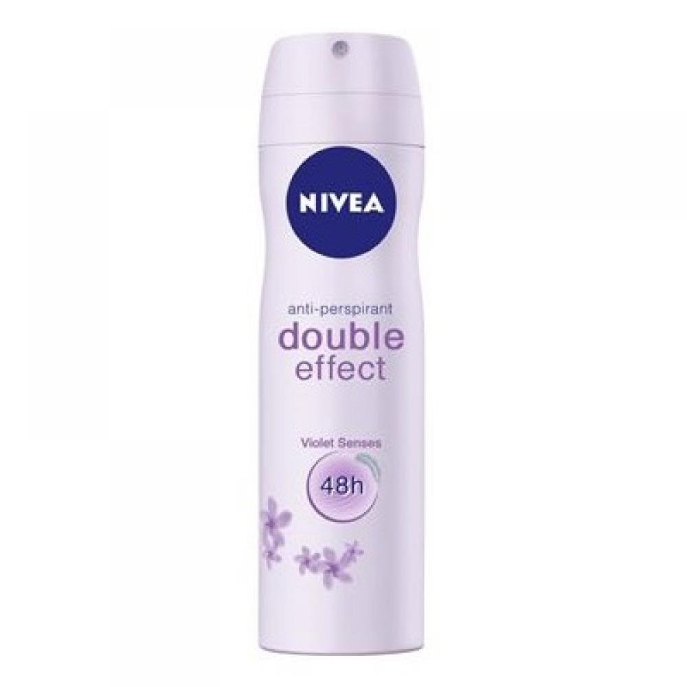 NIVEA Sprej antiperspirant Double Effect 150 ml