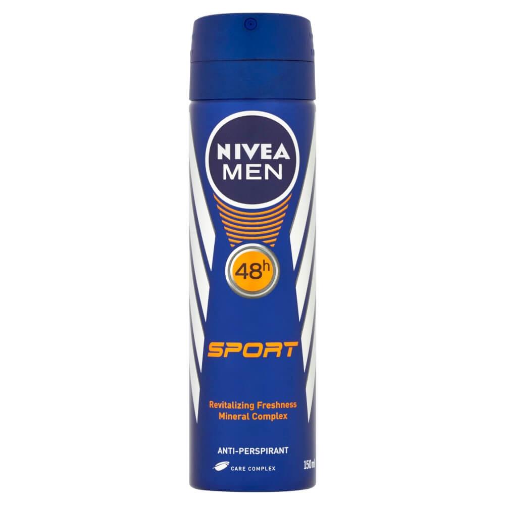 NIVEA Deo sprej AP pro muže Sport 150 ml