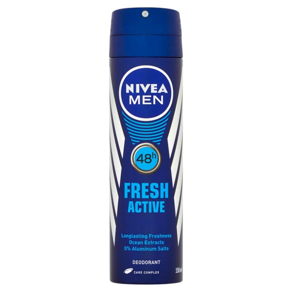 NIVEA deo sprej pro muže Fresh 150 ml