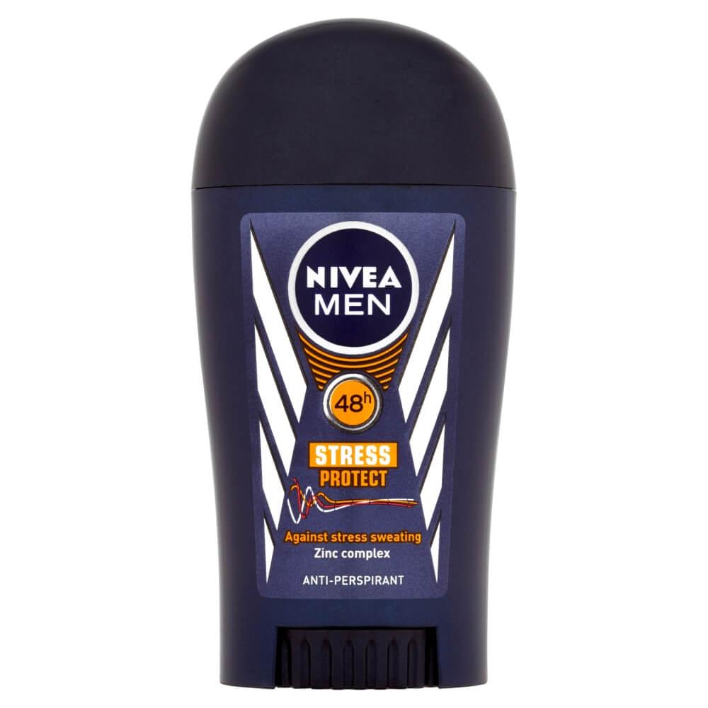 NIVEA Men Stress Protect Tuhý antiperspirant pro muže 40 ml