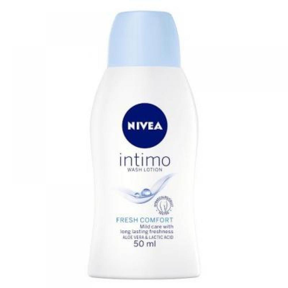 NIVEA Fresh mini Emulze pro intimní hygienu 50 ml