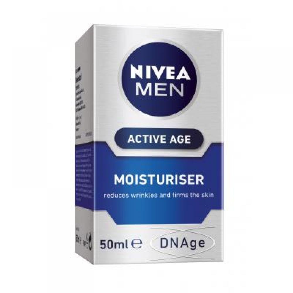 NIVEA MEN omlazující krém Active Age 50 ml