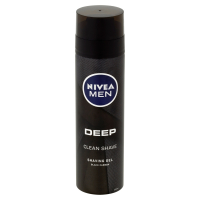 NIVEA for Men gel na holení Deep 200 ml
