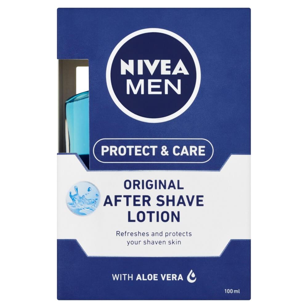 NIVEA Men Protect & Care Voda po holení 100 ml