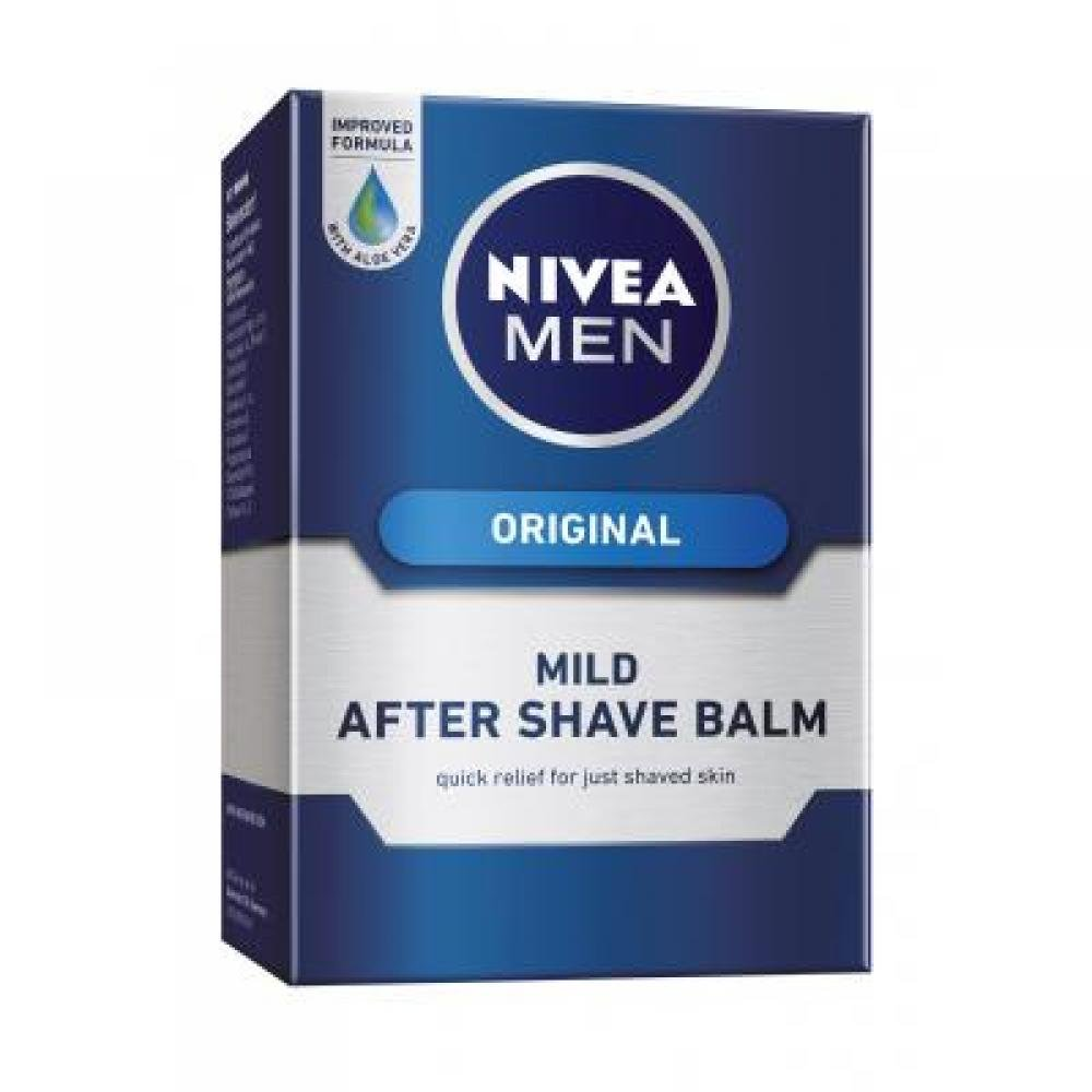 NIVEA MEN balzám po holení Original 100 ml