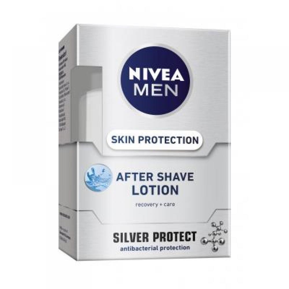 NIVEA MEN voda po holení Silver Protect 100 ml
