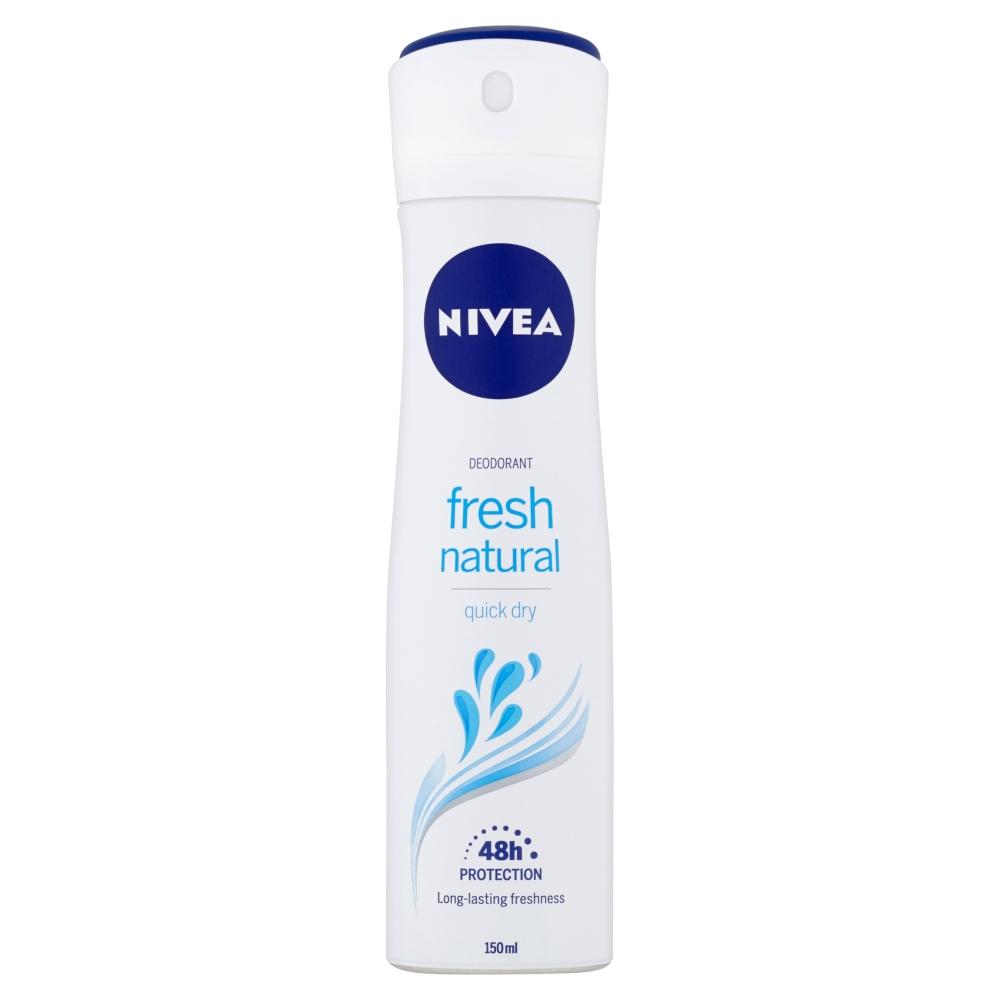 NIVEA Deo sprej pro ženy Fresh 150 ml