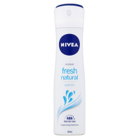NIVEA Fresh Natural Sprej deodorant 150 ml