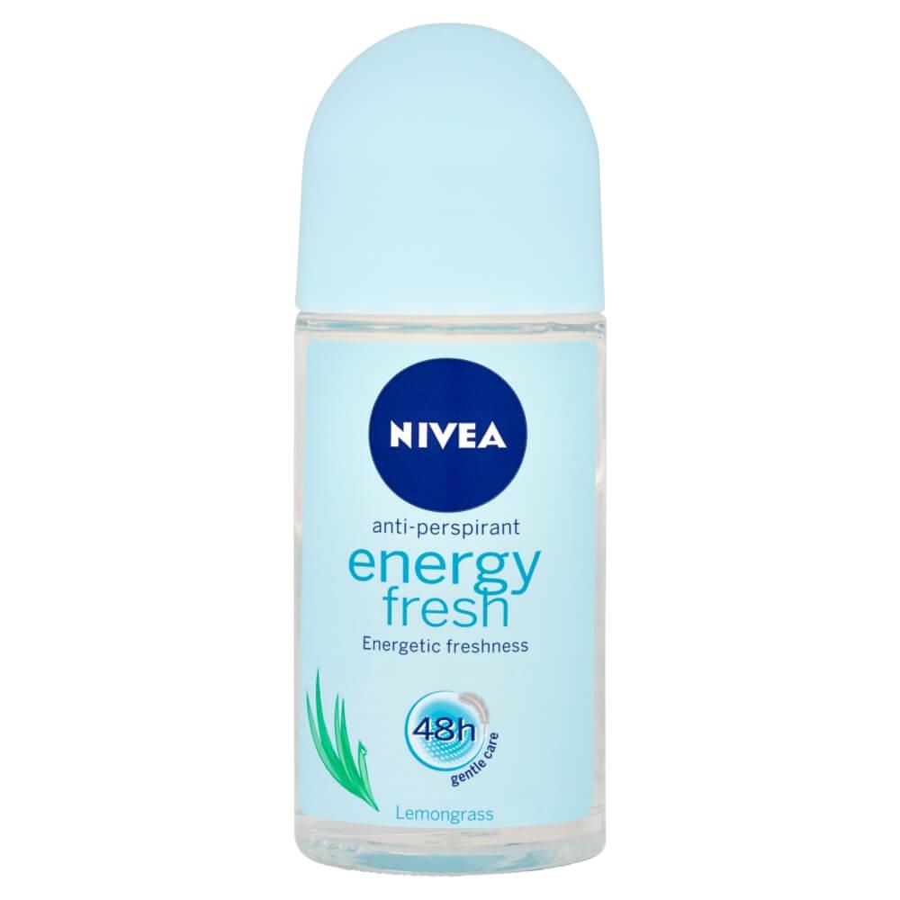 NIVEA Energy Fresh Deo kulička AP ženy 50 ml