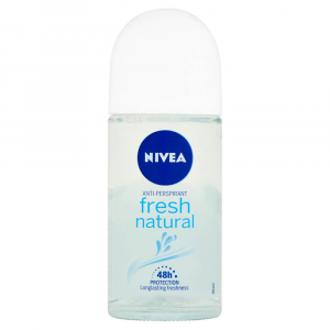 NIVEA Fresh Natural Kuličkový antiperspirant 50 ml