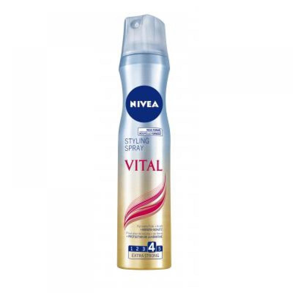 NIVEA lak na vlasy 250 ml VITAL