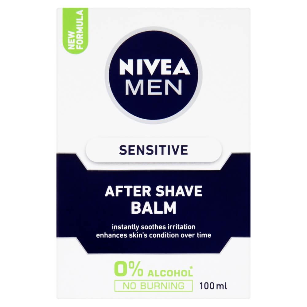 NIVEA For men balzám po holení pro citlivou pleť 100ml