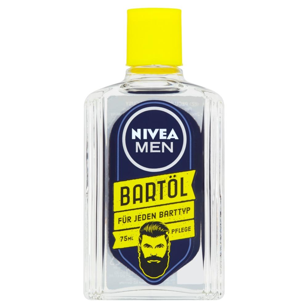 NIVEA Men Pečující olej na vousy 75 ml
