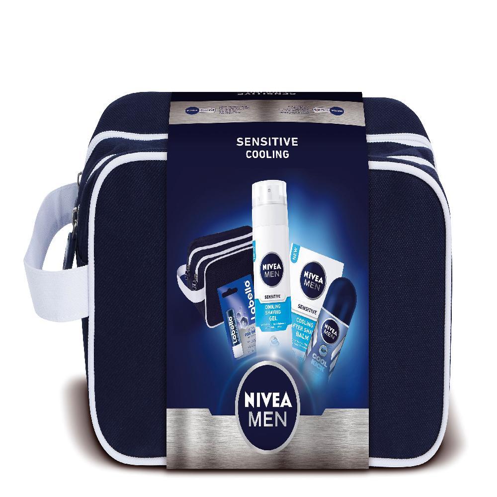 NIVEA Men Sensitive Cooling dárková taška