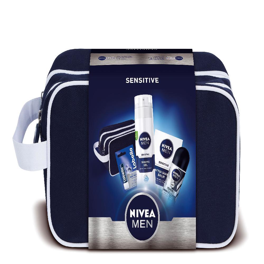 NIVEA Men Sensitive dárková taška