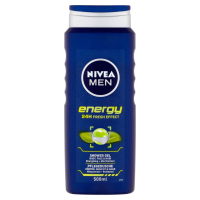 NIVEA Men Energy Sprchový gel 500 ml