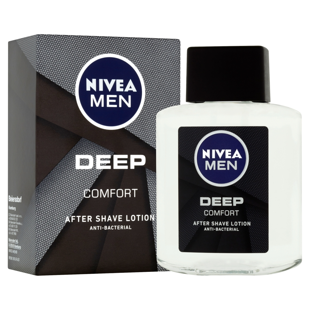 NIVEA Men Voda po holení Deep 100 ml