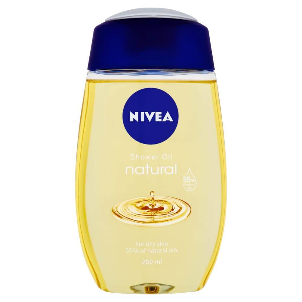 NIVEA Shower sprchový olej - velmi suchá pokožka 200 ml e536a013c1