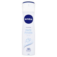 NIVEA Pure Invisible Sprej antiperspirant 150 ml