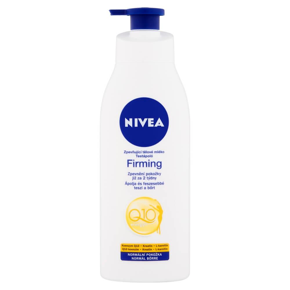 NIVEA Body Q10 zpevňující tělové mléko 400 ml